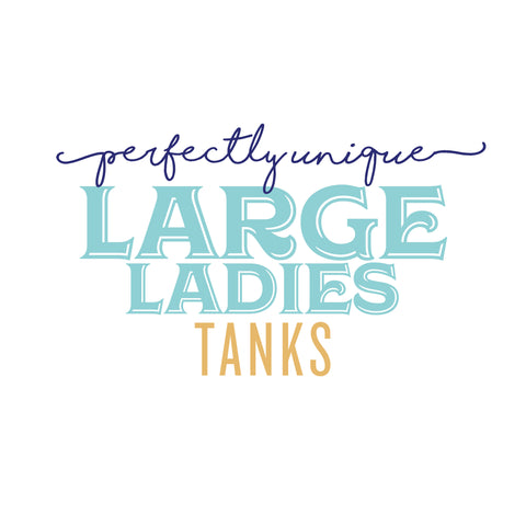 Perfectly Unique: L Ladies Tank