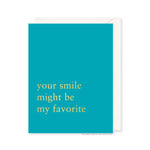 Your Smile Card by RBTL®