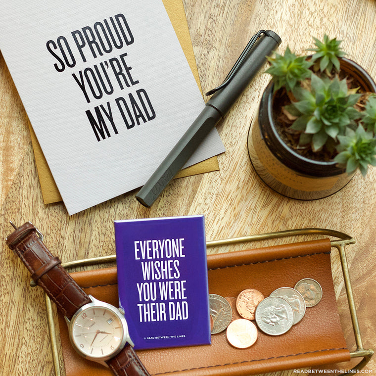 Proud Dad Card by RBTL®