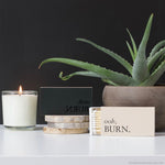 Ooh, Burn Matchbox by RBTL®