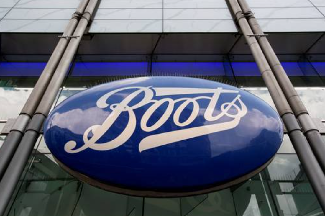 STOP PRESS: PROTEIN WATER CO LAUNCHES U.K NATIONWIDE WITH BOOTS LISTING.