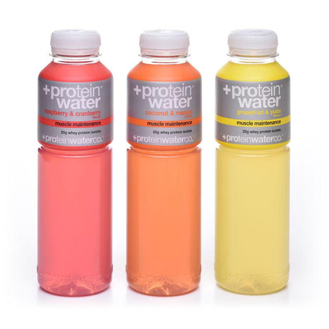 Protein Water Co - Variety Pack