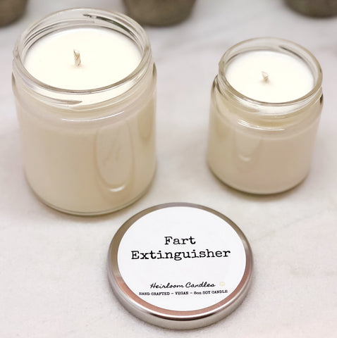 Fart Extinguisher - Funny Decor Candle
