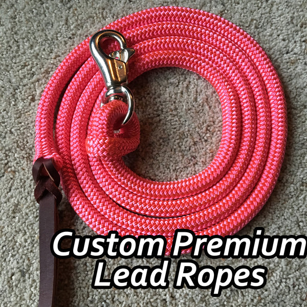 Custom Premium Lead Rope