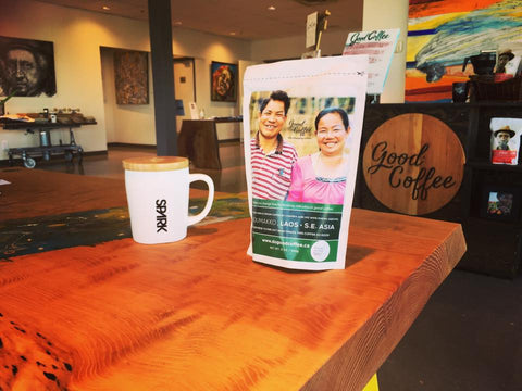 Get YOUR Life-changing Laos Coffee!