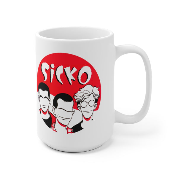 Sicko Breakdown Mug