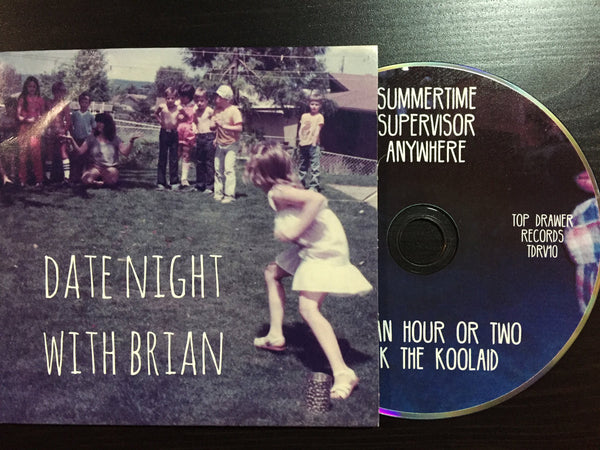 "Date Night with Brian 10"" EP"