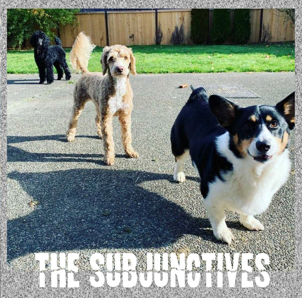 The Subjunctives CD EP PREORDER