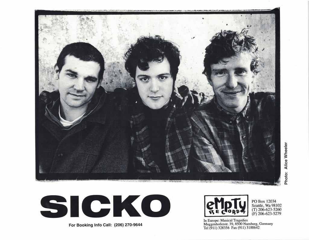 Sicko Promo Photo