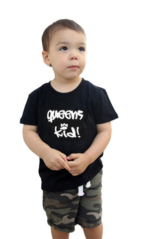 """Queens Kid!"" Toddler T"