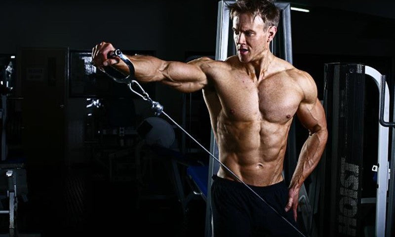 Shoulder Workout: Best 3 Shoulder Exercises For Mass