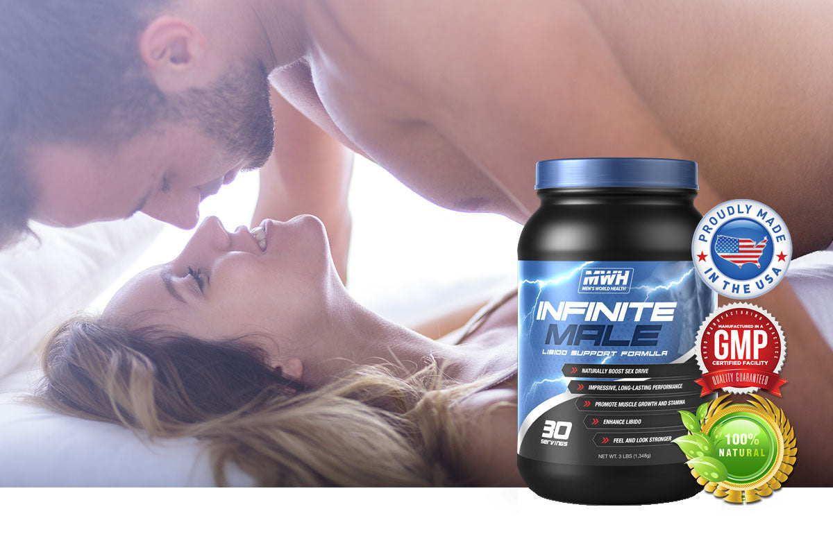 Infinite Male Male Enhancement Formula