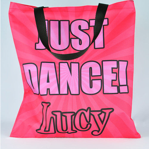 Kids Tote #44025 Just Dance! Print