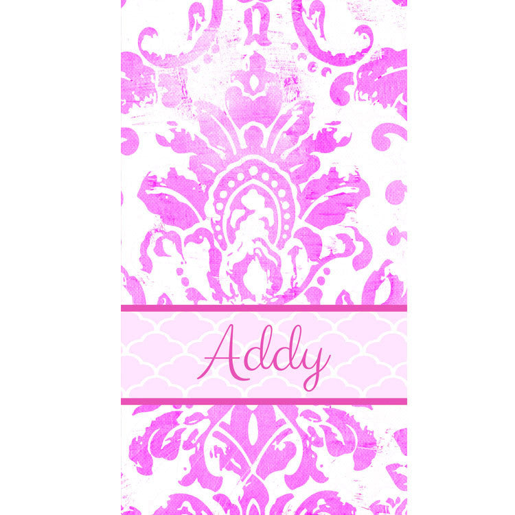 Beach Towel - Style #52101 Eleanor Print