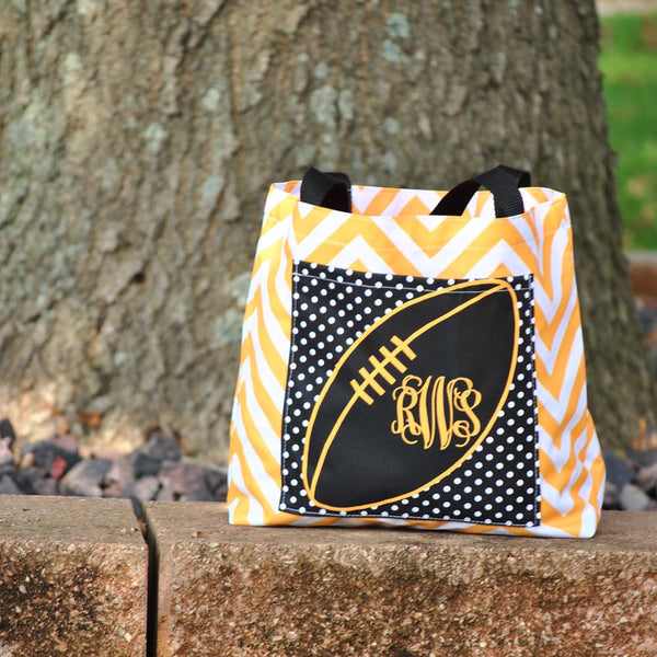Pocket Tote - Style #411011 Gameday Print