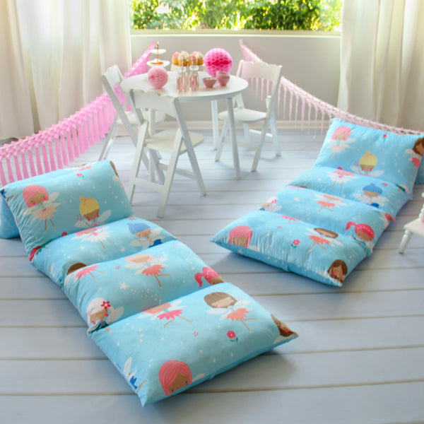 Pillow Bed - Dancing Fairies Print