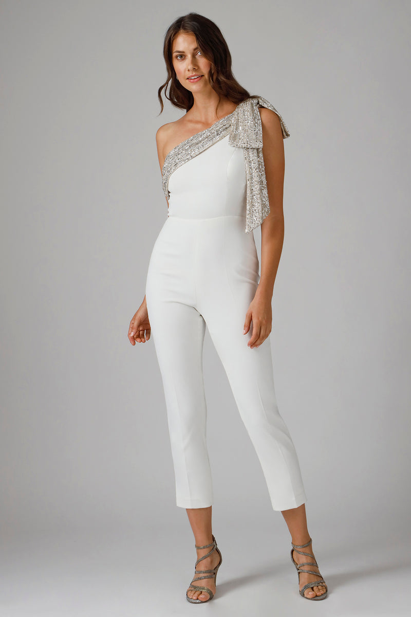 GAVIN ONE SHOULDER JUMPSUIT