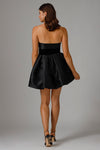 LOLA STRAPLESS MINI DRESS