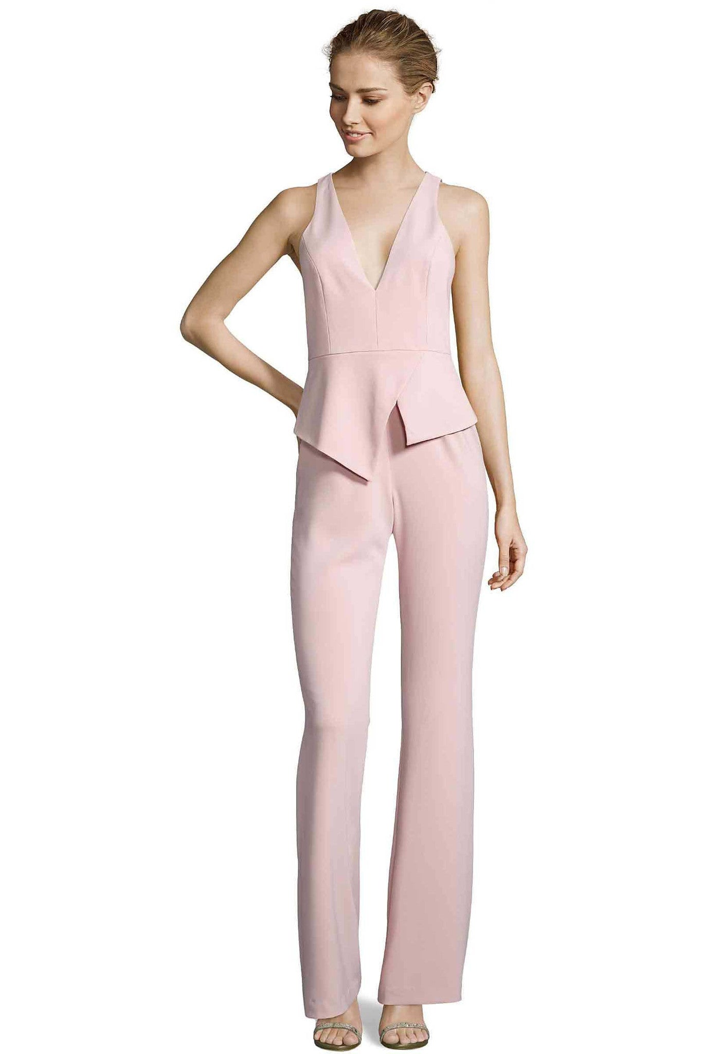 MCMURRAY BLUSH JUMPSUIT