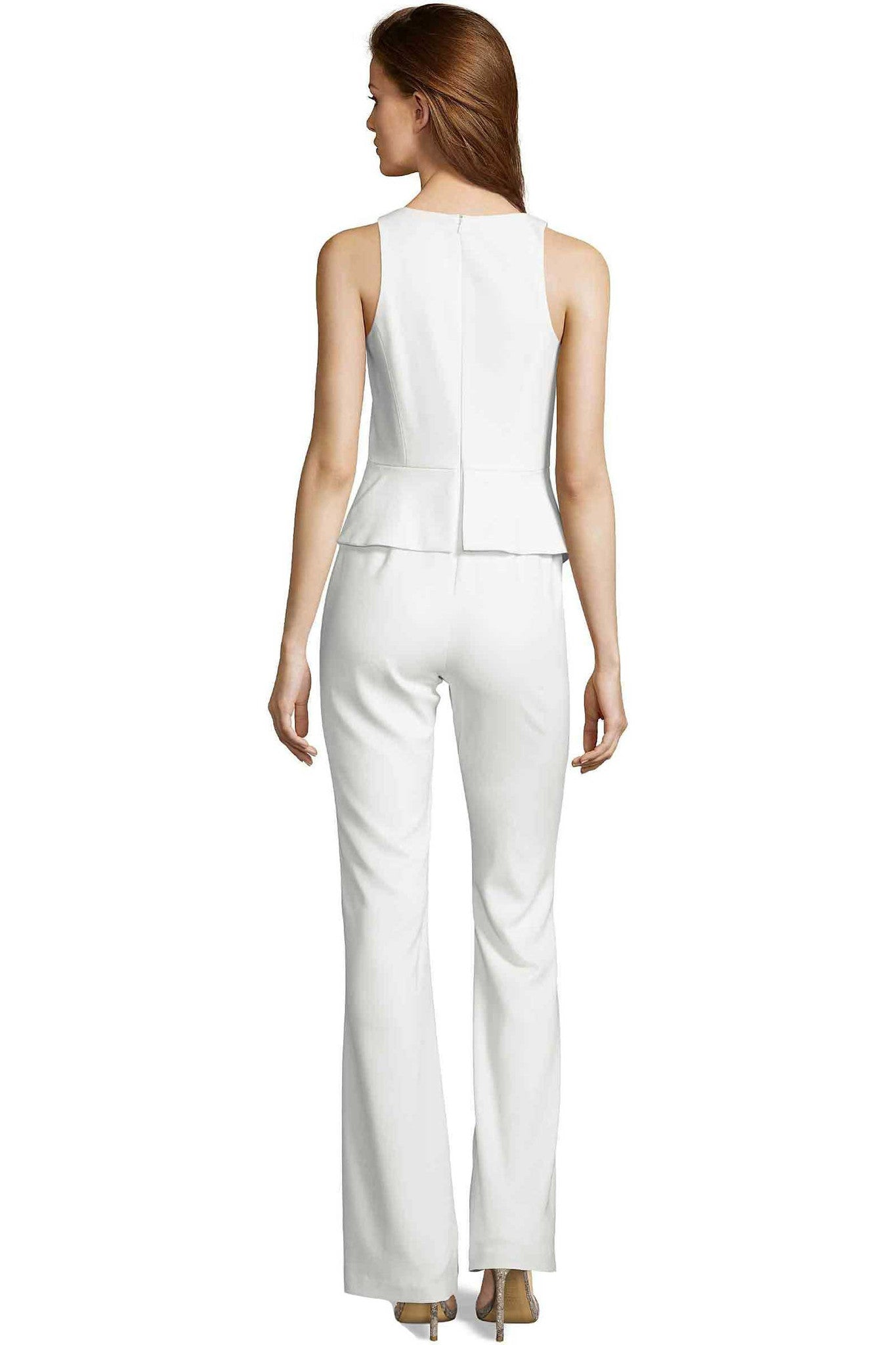 MCMURRAY LIGHT IVORY JUMPSUIT