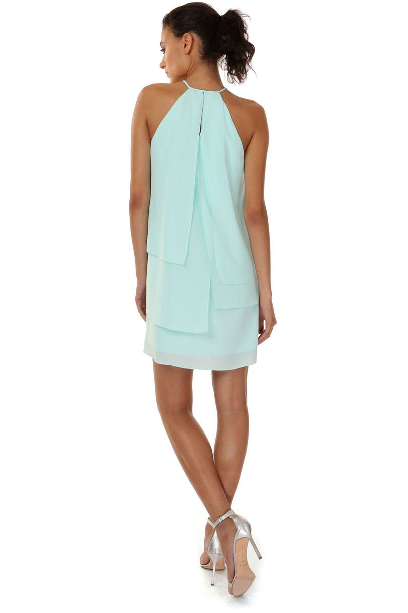 Young Fair Aqua Dress