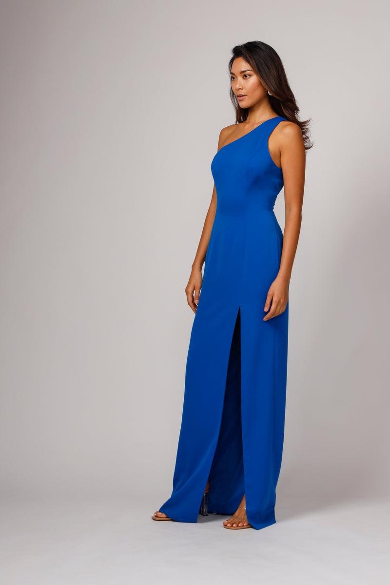 DIXIE ONE SHOULDER GOWN