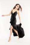 Elsie Gown Black Jay Godfrey