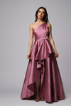 MARGARET ONE SHOULDER GOWN
