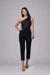 ORLANDO JUMPSUIT WITH OVERSKIRT