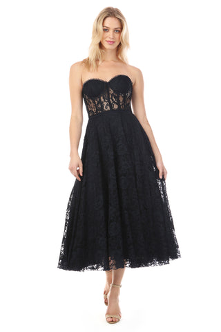 BURNABY LACE DRESS