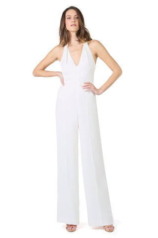 Darby Jumpsuit Light Ivory Jay Godfrey