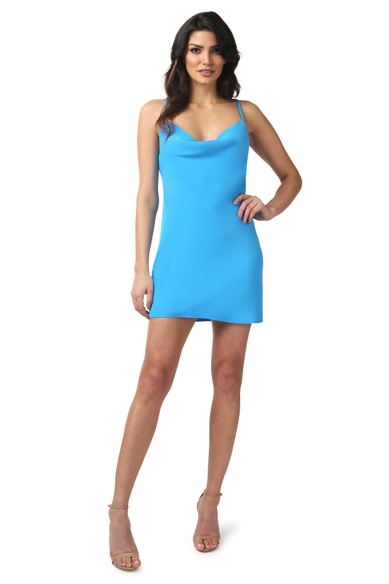 ea5704ff8014 Devon Mini Dress | Jay Godfrey Official
