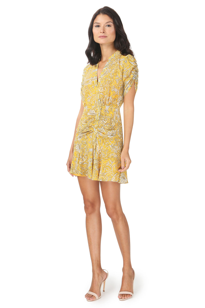 EARLE MINI DRESS