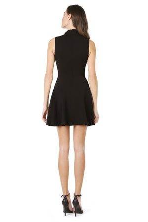 MIA HIGH NECK MINI DRESS