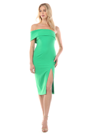 SURREY MIDI DRESS