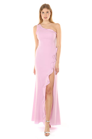 ALMA PALE LILAC GOWN