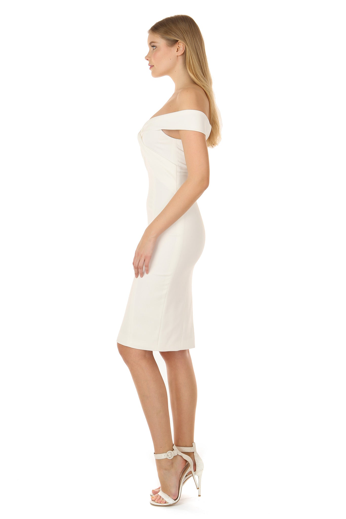 ARGON LIGHT IVORY DRESS