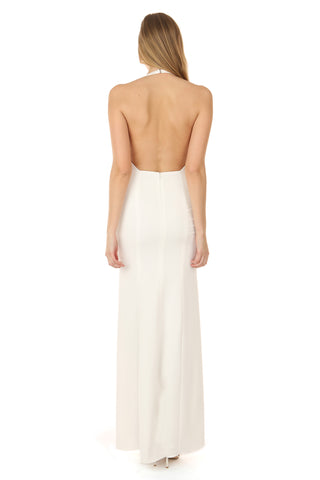 LENA LIGHT IVORY GOWN