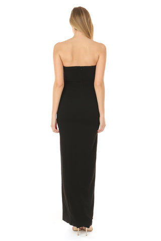 MARTELL BLACK GOWN