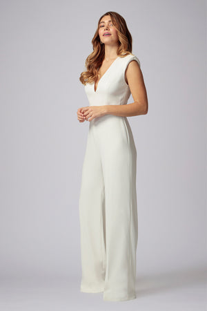 MAXWELL SLEEVELESS JUMPSUIT
