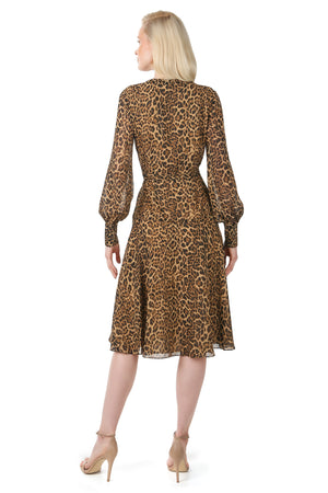 KEVYN MIDI DRESS