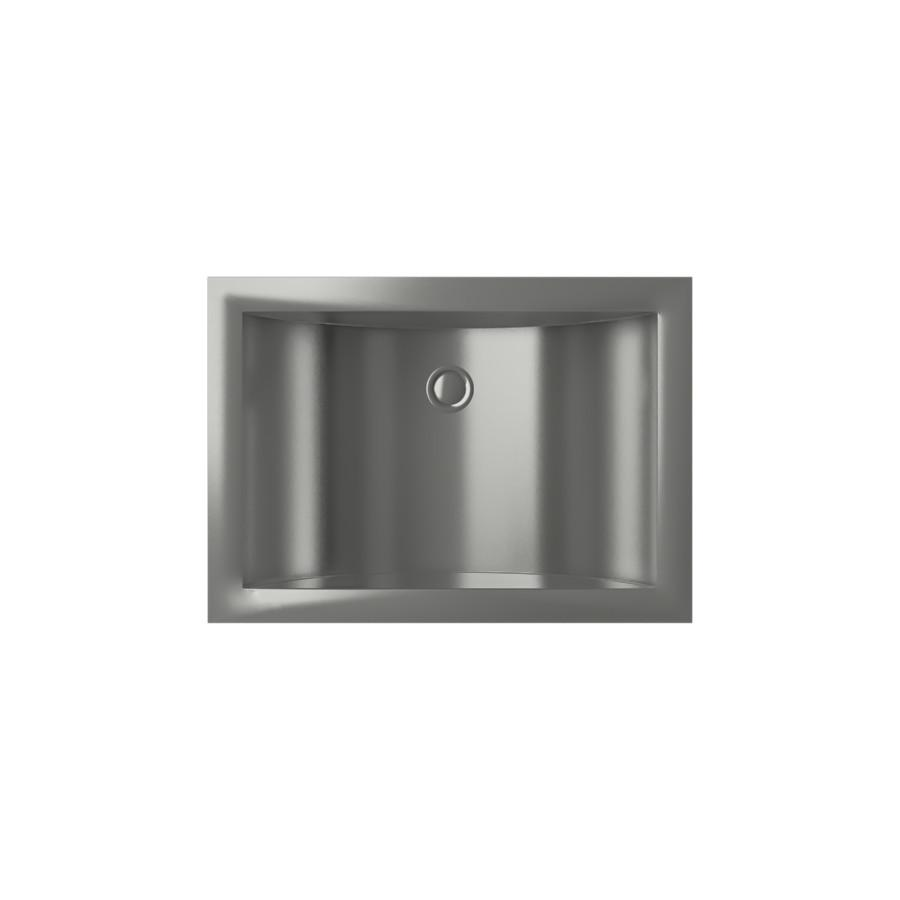 Cantrio Stainless Steel Undermount Sink MS-012 Steel Series Cantrio
