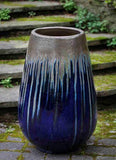 Campania International Glazed Terra cotta Barolo Planter