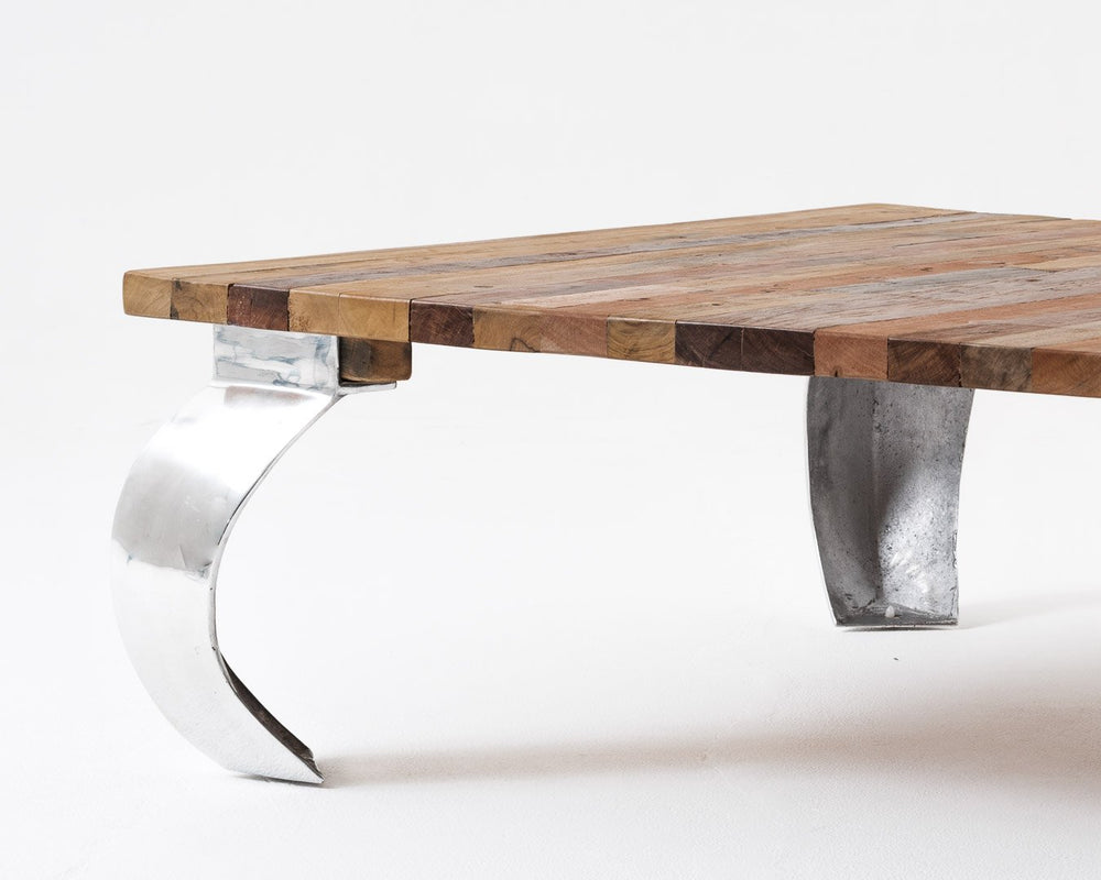 NovaSolo Barca Square Coffee Table Coffee Table NovaSolo