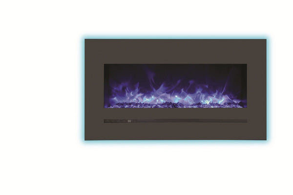"Amantii 34"" Electric unit with a 40 x 23 steel surround"