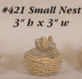 Nest Cast Stone Outdoor Asian Collection Accessories Tuscan