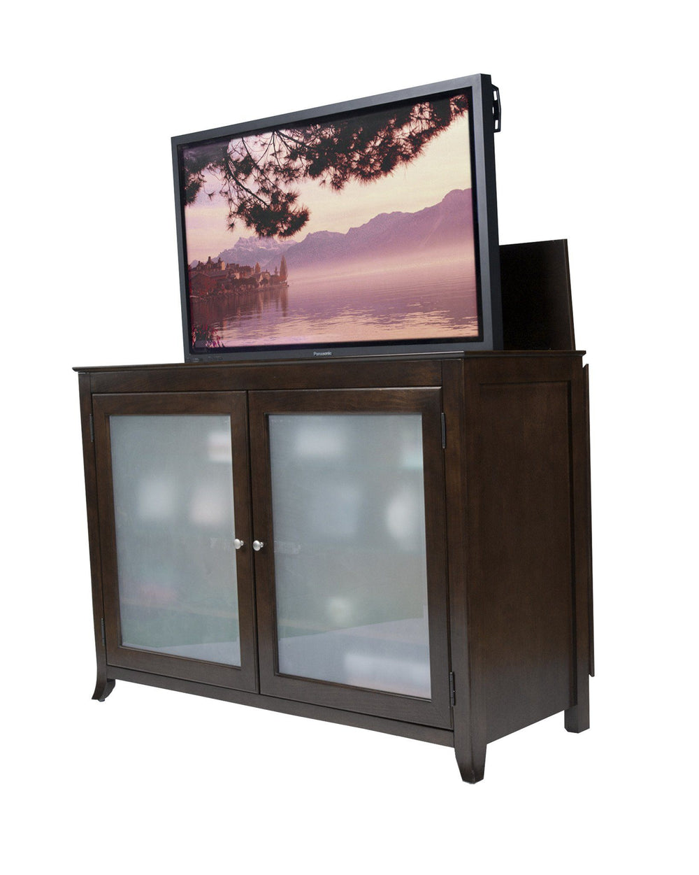 "Touchstone Tuscany Full Size Tv Lift Cabinets For Up To 60"" Flat Screen Tv'S Tv Lift Cabinets Touchstone"