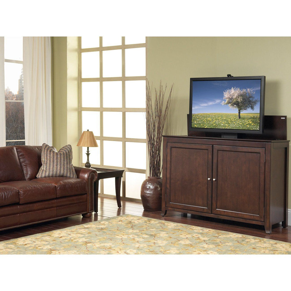 "Touchstone Monterey Full Size Lift Cabinets For Up To 60"" Flat Screen Tv'S Tv Lift Cabinets Touchstone"