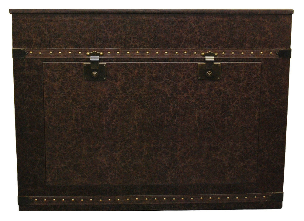 "Touchstone Elevate - Vintage Trunk Lift Cabinets For Up To 42"" Flat Screen Tv'S Tv Lift Cabinets Touchstone"