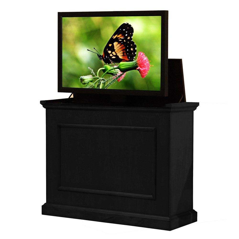 "Touchstone Elevate - Black Tv Lift Cabinets For Up To 42"" Flat Screen Tv'S Tv Lift Cabinets Touchstone"